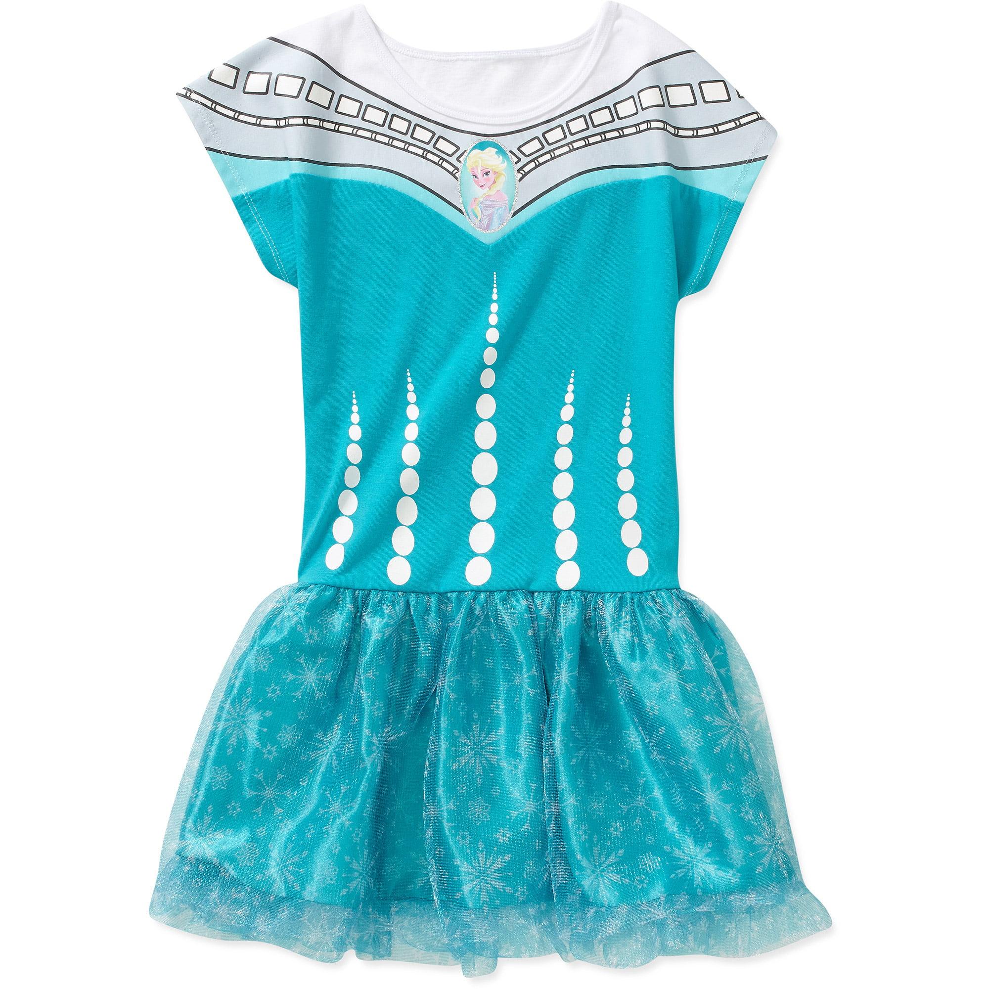 Disney Frozen Girls' Elsa Tutu Dress