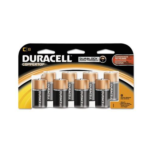 Duracell C Size Alkaline battery DURMN14RT8Z