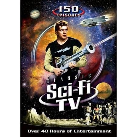 Classic Sci-Fi TV (DVD)