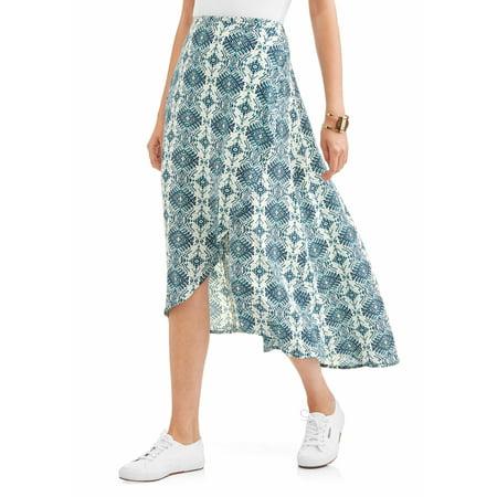 Women's Wrapped Skirt ()