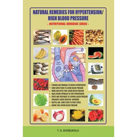 Natural Remedies for Hypertension/High Blood (Home Remedy To Lower Blood Pressure Instantly)