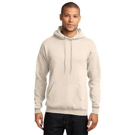 Port & Company® - Core Fleece Pullover Hooded Sweatshirt. Pc78h Natural 4Xl - image 1 de 1