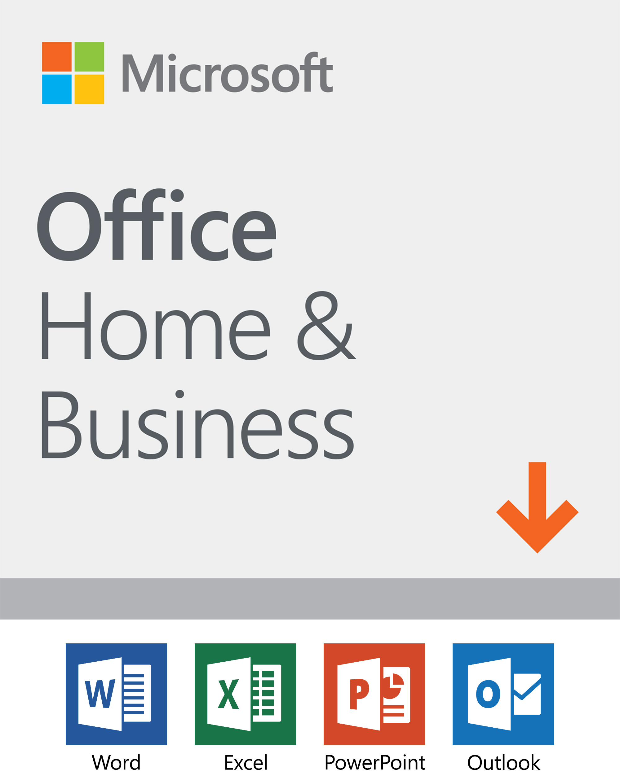 Microsoft Office Home and Business 2019 (Email Delivery)