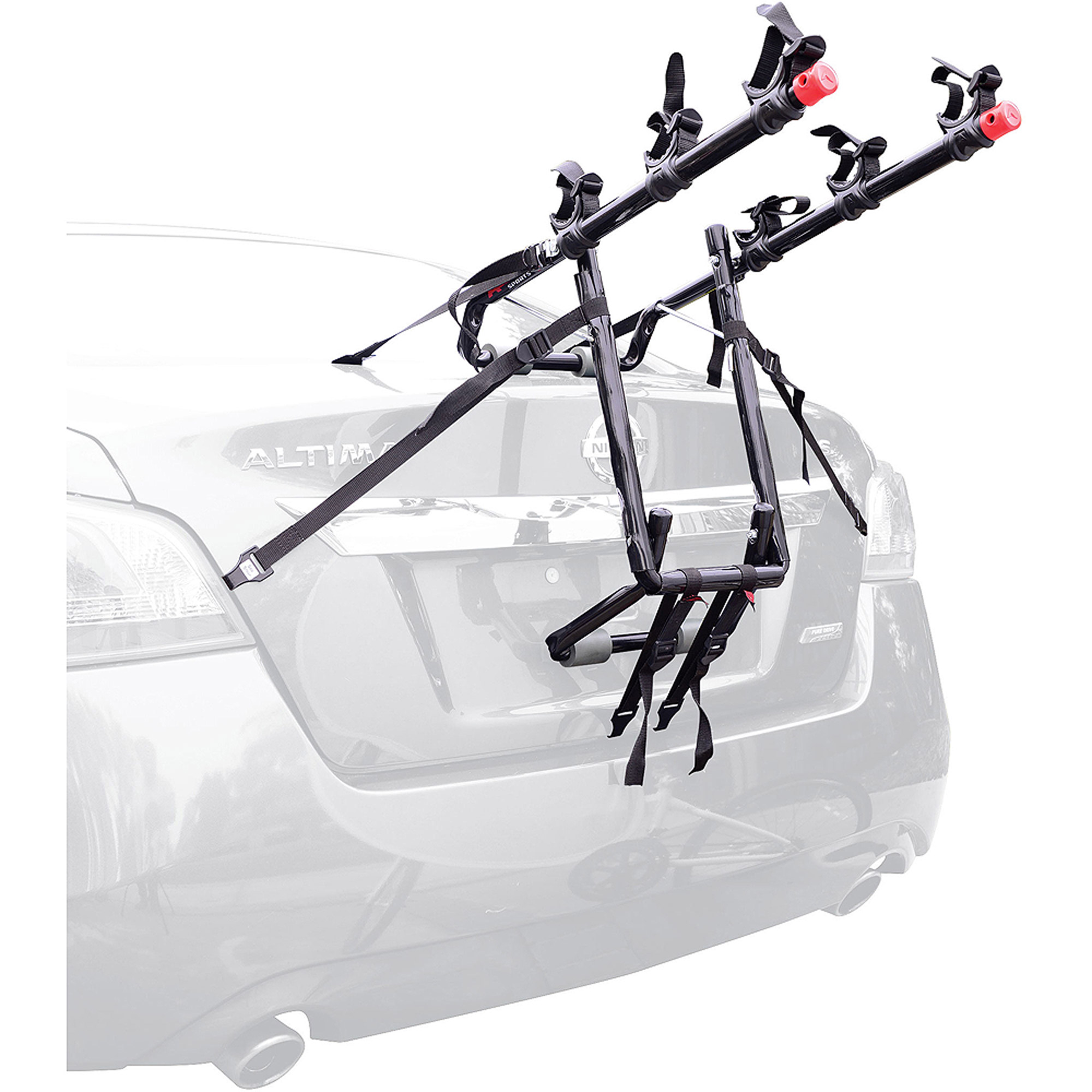 Allen Sports 103DN Deluxe 3-Bike Trunk Mounted Bike Rack
