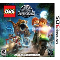 Warner Bros. Lego Jurassic World ((Nintendo 3DS) - Pre-Owned