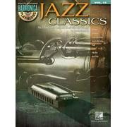 Hal Leonard Harmonica Play-Along: Jazz Classics (Other)
