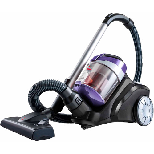 bissell opticlean cyclonic compact bagless canister vacuum