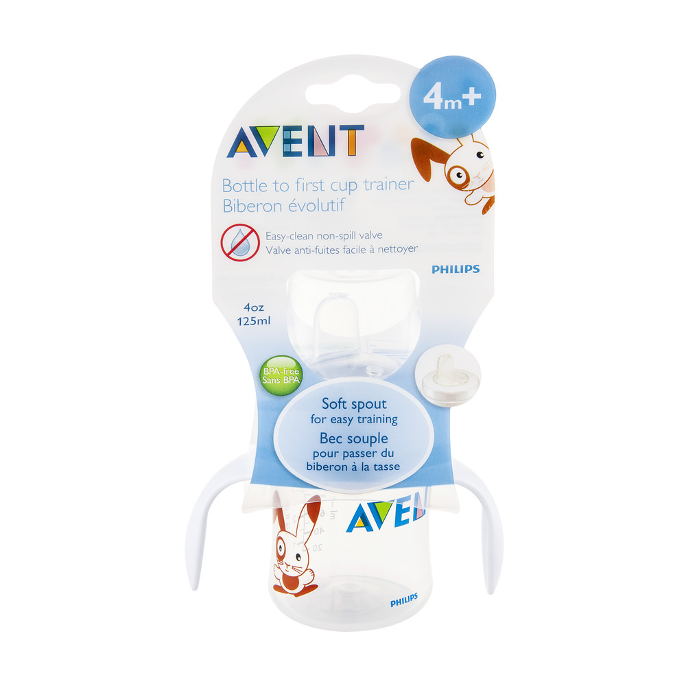 Philips Avent Cup Trainer - 4m+, 4.0 OZ