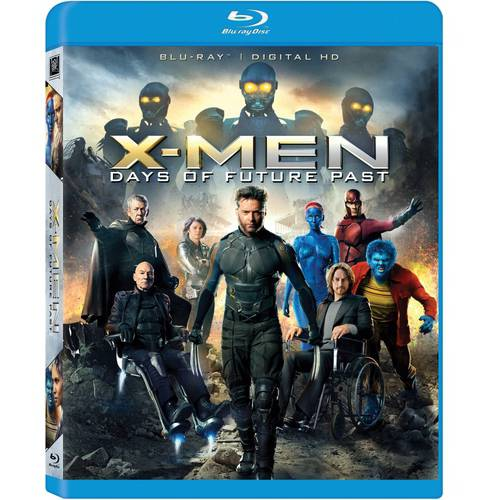 X-Men: Days Of Future Past (Blu-ray + Digital HD) (With INSTAWATCH) (Widescreen)