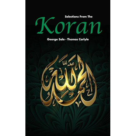 Selections from the Koran - eBook