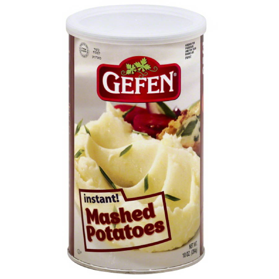 Gefen Instant! Mashed Potatoes, 10 oz, (Pack of 12)