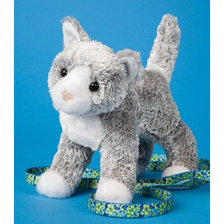 Douglas Toys Scatter Gray Cat