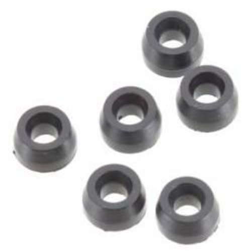 AX30113 Rubber Bump Stop 3.6x7x4 (6pcs)