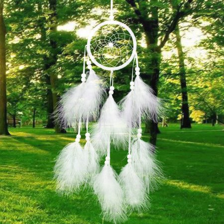 Dream Catcher Decor for Wall Hanging, Room Decor, Car interior hanging