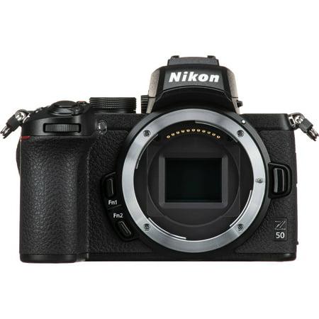 Nikon Z50 Mirrorless Camera Body Only
