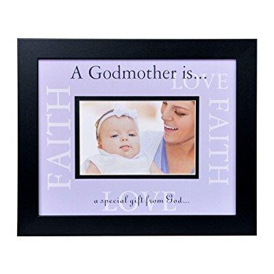 The Grandparent Gift godmother frame