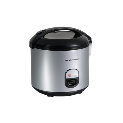 Hamilton Beach 37535 Rice Cooker and Food Steamer