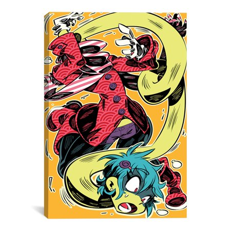"Rokurokubi Artwork | Choose from Canvas or Art Print | Living Room, Bedroom, Office, Bathroom Wall Decor Art Ready to Hang Para El Hogar Decoracion | 48"" x - Decoracion Para Halloween Barata"