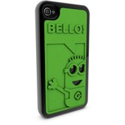 Apple iPhone 4 and 4S 3D Printed Custom Phone Case - Despicable Me - Bello Tom