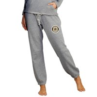 Vanderbilt Commodores Concepts Sport Women's Mainstream Knit Jogger Lounge Pants - Heather Gray