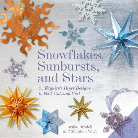 Snowflakes, Sunbursts, and Stars