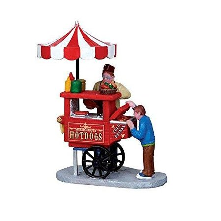 Lemax Village Collection Hot Dog Stand #12932 ()
