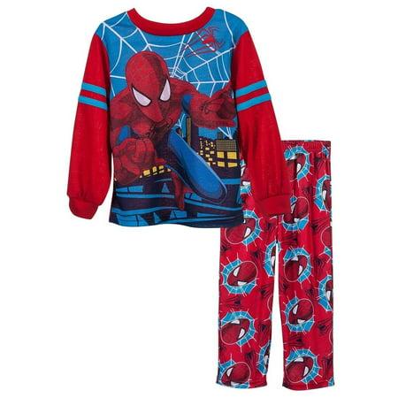 The Amazing Spiderman 2 Pajama - The Amazing Spiderman 2 Suit