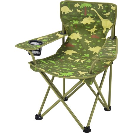 Ozark Trail Durable Polyester Kids Chair With Carry Bag