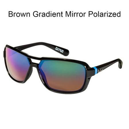Bill Dance 4 Brown Gradient Mirror Polarized