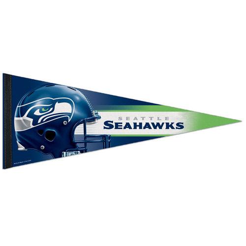 NFL - Seattle Seahawks 12x30 Premium Pennant