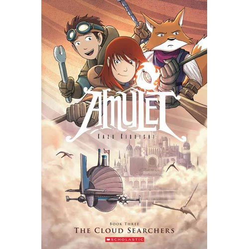 Amulet 3: The Cloud Searchers