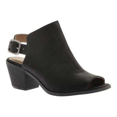 Portland Boot Company Mia Peep Toe Bootie (Women's)