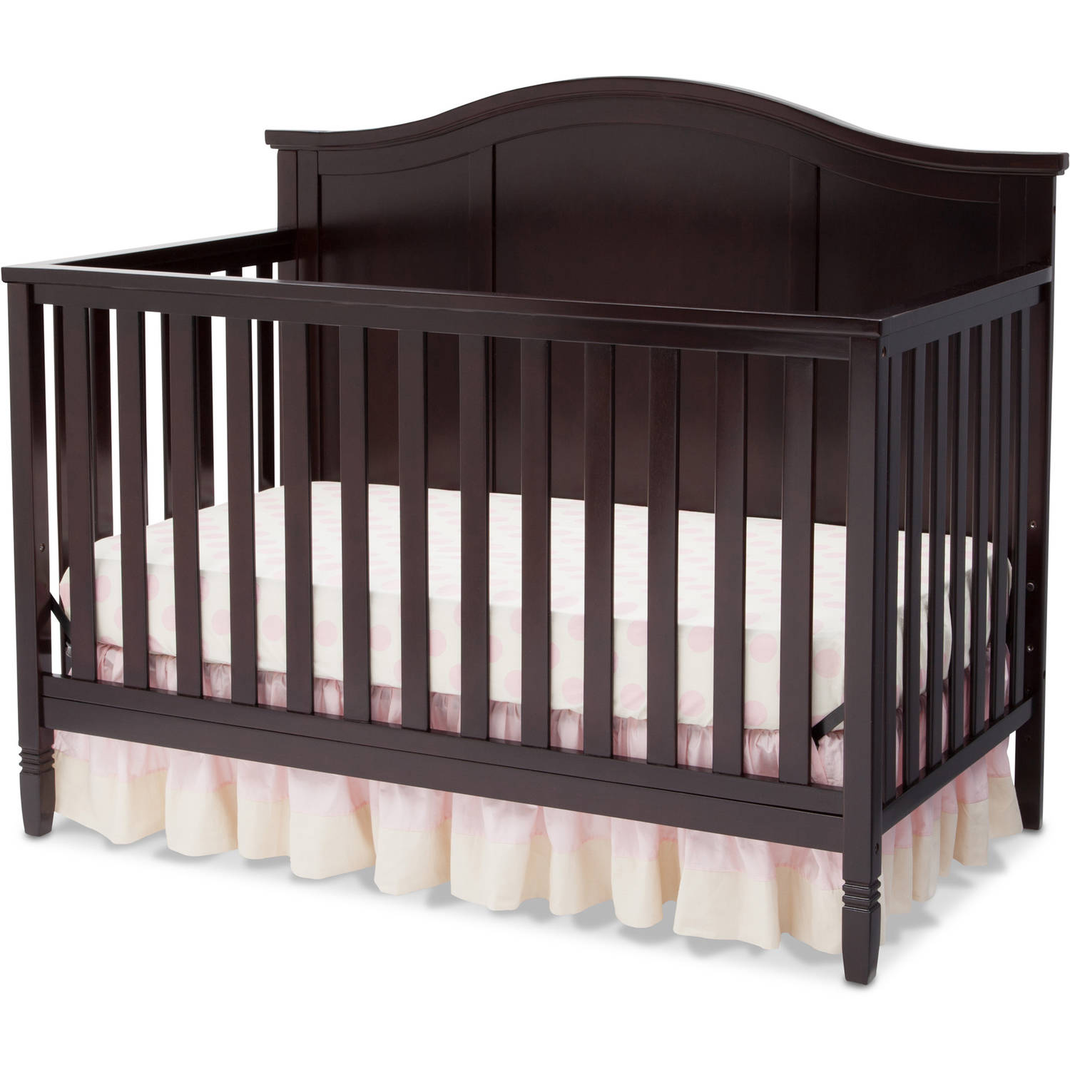 gray living collections eng everett crib baby details knightly products in convertible dorel sourceimage kids nursery antique