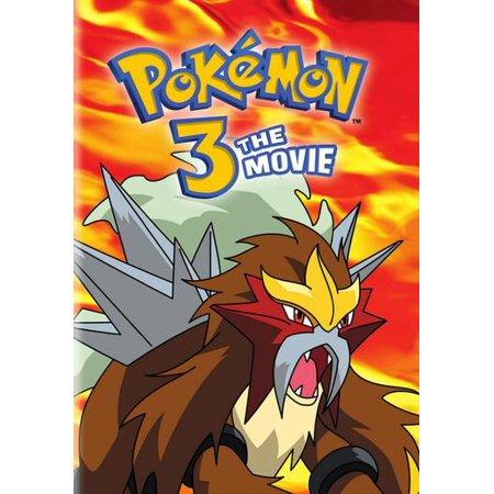 Pokemon 3: The Movie (Other) - New Halloween Movie 3