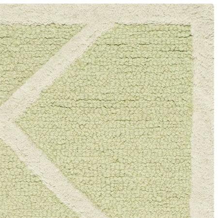 Safavieh Cambridge 4' X 6' Hand Tufted Wool Rug - image 2 of 3