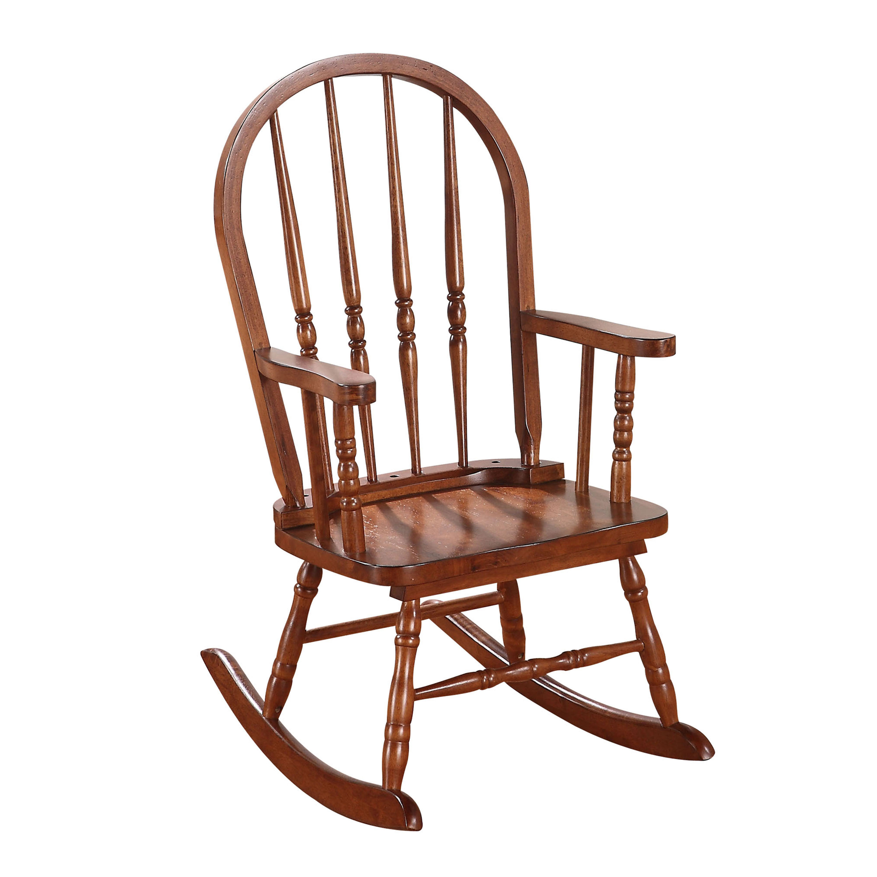 ACME Aatto Youth Rocking Chair, Tobacco
