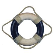 Handcrafted Nautical Decor Antique Decorative Life Ring Wall D cor