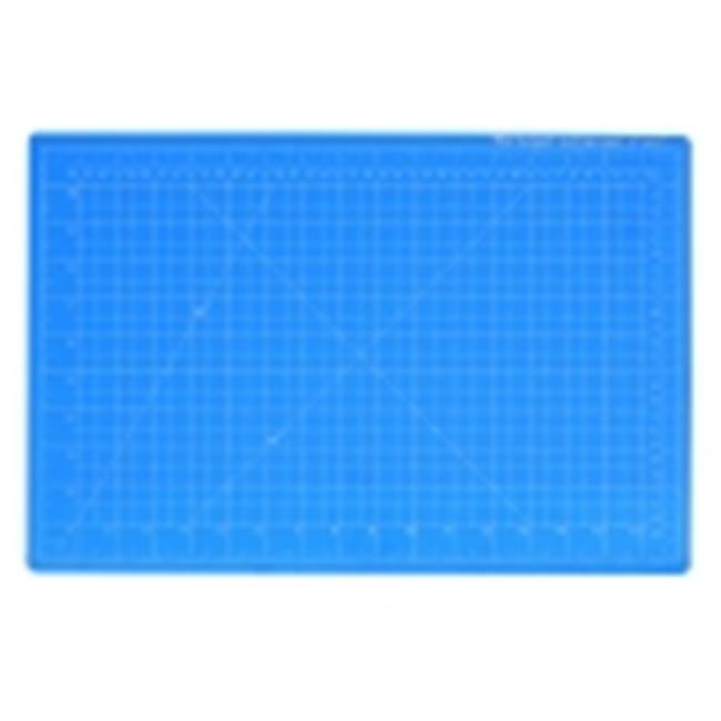 Dahle Vantage Durable Self-Healing Cutting Mat - 24 x 36 x 0.13 In, Blue