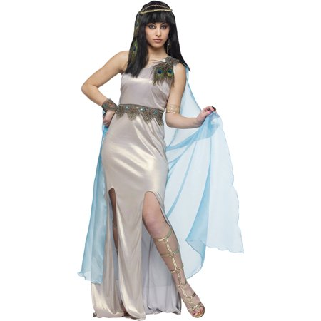 Morris Costumes Womens Egyptian Elegant Styled Gown Adult Costume M, Style FW122814MD