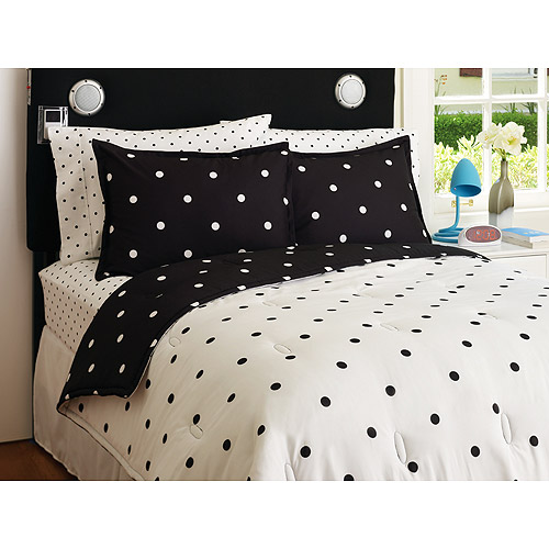 Delicieux Your Zone Reversible Comforter And Sham   Walmart.com