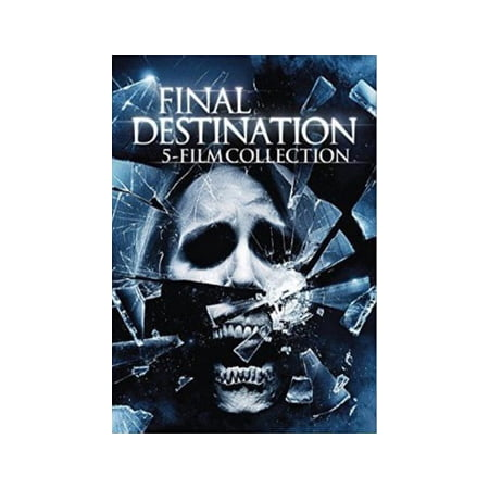 5 Film Collection: Final Destination - Halloween 4 Final Scene