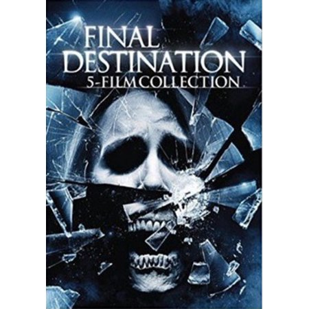 5 Film Collection: Final Destination (DVD) - Halloween Movies Com Films