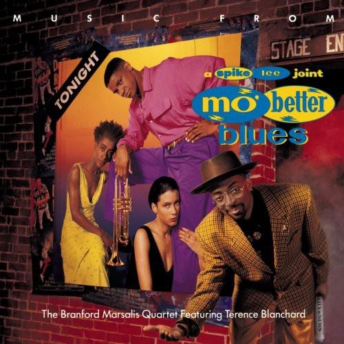 Various Artists - Mo Better Blues [CD]