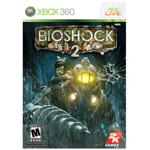 Bioshock 2  (Xbox 360) - Pre-Owned