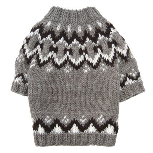 Klippo Pet Hand Knit Dog Sweater