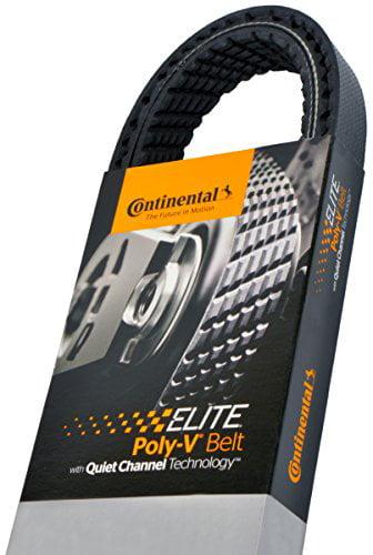 Continental Elite 4071005 Poly-V//Serpentine Belt