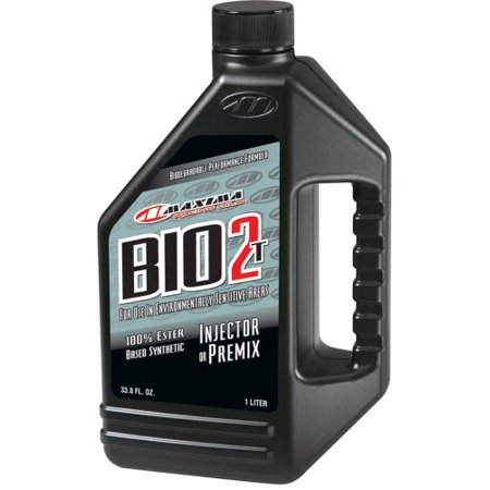 19901  Bio 2T Synthetic Premix Injector Oil   1 Liter