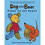 Dog and Bear: Three to Get Ready - eBook