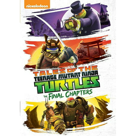 Tales Of The Teenage Mutant Ninja Turtles: The Final