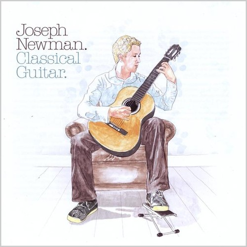 Joseph Newman Classical Guitar by Audio & Video Labs, Inc